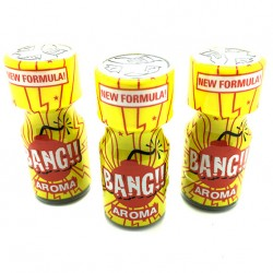 Bang Poppers x 3
