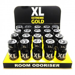 Wholesale XL Extreme Gold Poppers x 20