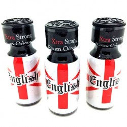 English Poppers x 3
