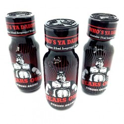 Bears Own Poppers x 3 - buy poppers