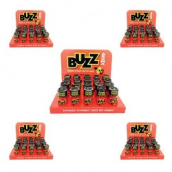 Buzz Poppers x 20 - UK poppers wholesale