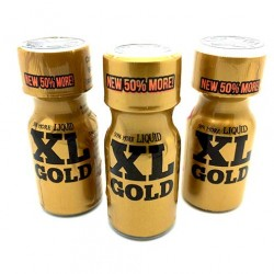 XL Gold Poppers x 3