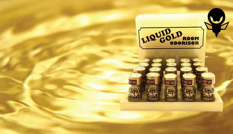 Buy wholesale liquid Gold poppers